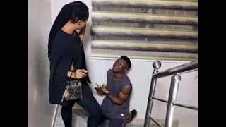 Download Papa Ade and Ade Comedy - When you father discovers that your girlfriend is rich - Ade and Father