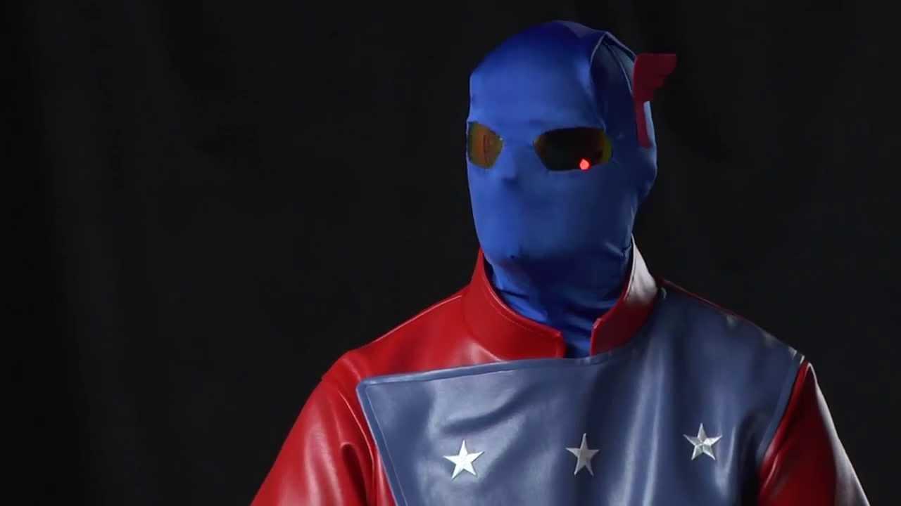 DC's Guardian And Phoenix Jones: Real Life Superheroes Open Up — A ...