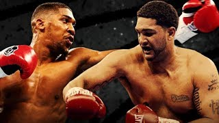Anthony Joshua vs Dominic Breazeale (Full Fight HD)