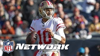 Jimmy Garoppolo has the 49ers Looking Great in Their Comfort Zone | NFL Network