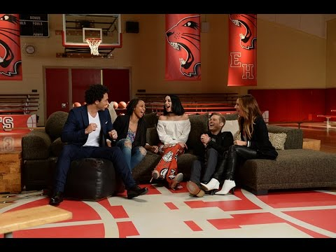 """10th Anniversary """"High School Musical"""" special - Cast Interviews and Trivia"""