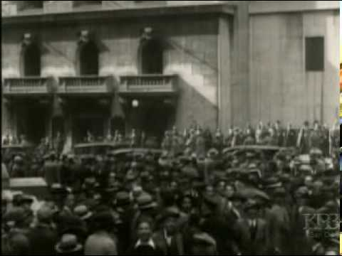 The Crash of 1929 & The Great Depression (PBS) 5of6
