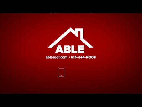 Able Roofing   Columbus Ohio Window Installation Commercial   Duration: 16  Seconds.