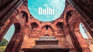 Delhi in 4k