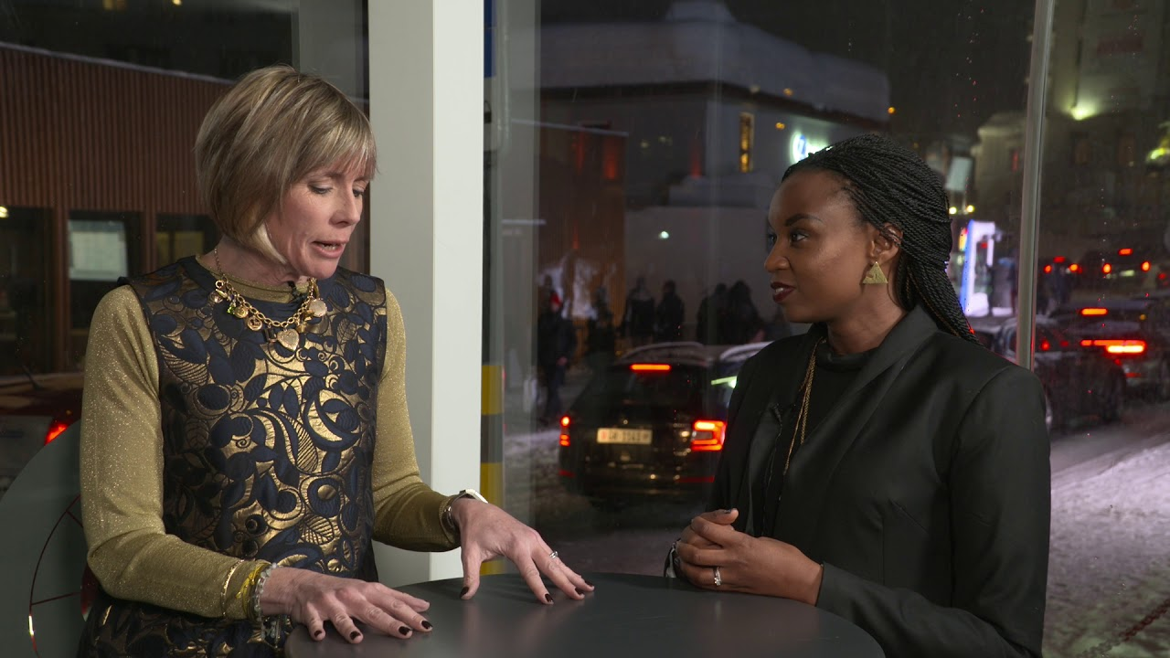 Hub Culture Davos 2018 - Wanuri Kahiu, Film Director