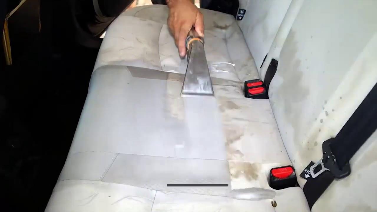 Arac Koltuk Tavan Temizligi Ugur Hali Koltuk Yikama Antalya Youtube