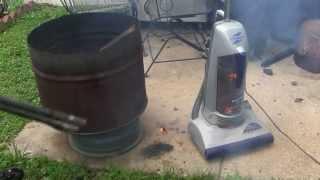 Vacuum Cleaner Destruction