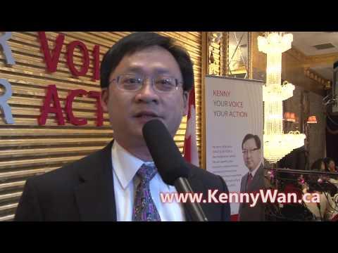 Endorsement of Kenny Wan   Alfred Hui English