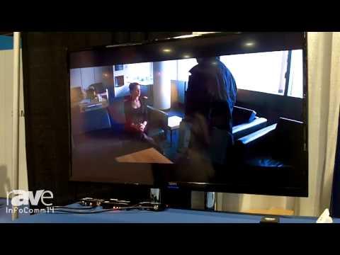 InfoComm 2014: Tripp Lite Shows their 4K HDBaseT Extension