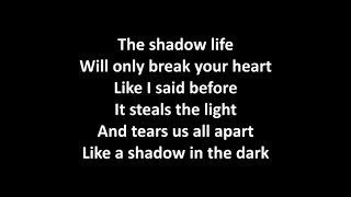 Slash - Shadow Life with lyrics