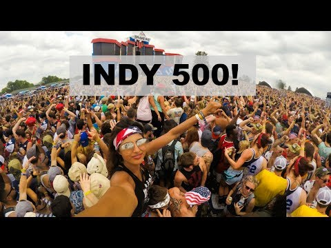 INDY 500 LETS DO THIS!