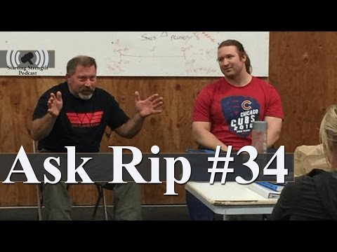 How do you fail a dynamic effort deadlift? | Ask Rip #34