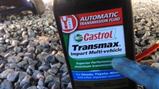 BMW ZF and GM Automatic Transmission fluid check and Fill procedure e36 e46 e90 e39 e60 e65 e66