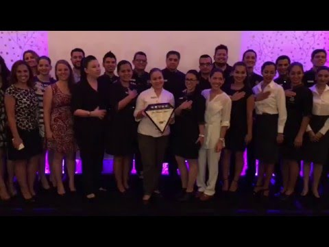 AAA Presents Hotel Mousai with 5 Diamond Award for 2016