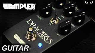 Wampler Dracarys Distortion Pedal - GUITAR Demo