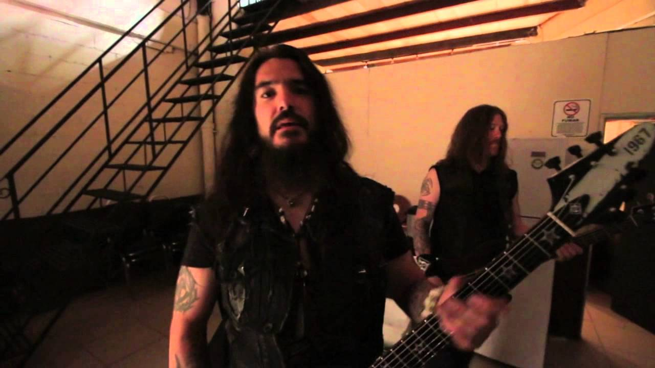 MACHINE HEAD — Mexico City (Show Day)