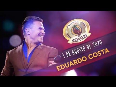 Eduardo Costa tem presença confirmada na Expoari 2020 em Ariquemes/RO