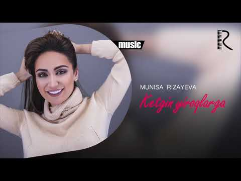 Munisa Rizayeva - Ketgin yiroqlarga (music version)