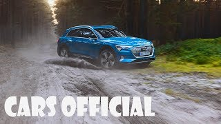 Audi e-tron • Driving • Detail • CarsOfficial
