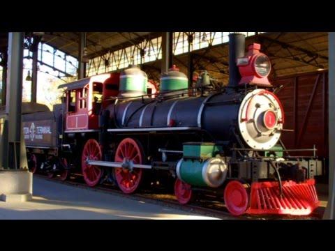 Travel Town Trains: Stockton Terminal & Eastern #1