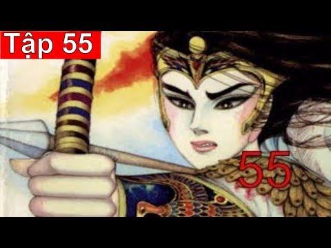 Nữ Hoàng Ai Cập Tập 55 : Menphuisu Nổi Giận (Bản Siêu Nét)