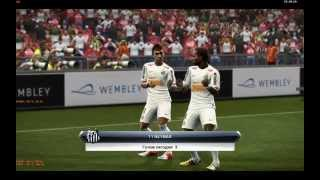 PES 2014 Gameplay [HD]