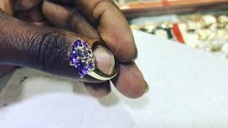 Just finished this ring for a client.  Its for spiritual protection prosperity,sprl sight dreams thumbnail