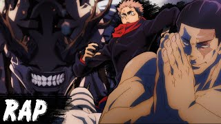 Itadori y Todou vs Hanami || Jujutsu Kaisen Rap (Parte 3) || (Prod. Didker)