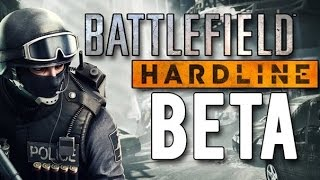 Battlefield Hardline - Open Beta Gameplay Trailer (2015) | Official Game HD