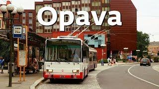 OPAVA TROLLEYBUS | Trolejbusy v Opavě