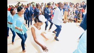 MEBO NDONGOKUDA WAKADARO || BEST WEDDING DANCE