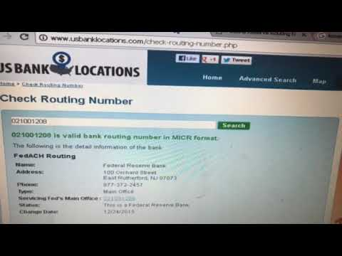 tda account lesser bank routing numbers for each federal reserve