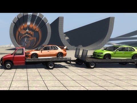 Van off-road, sport, Heavy Duty & trailer add-on v0.2.1 - BeamNG.drive