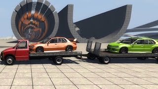 Van off-road, sport, Heavy Duty & trailer add-on v0.2.1 - BeamNG.drive