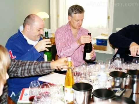 Wine tasting WSET Wine Foundation Course                       Martin Straus