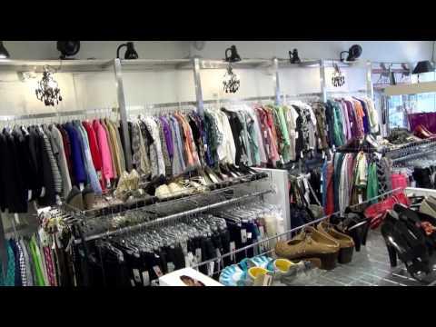 Meet Your Needham Merchants: The Closet Exchange
