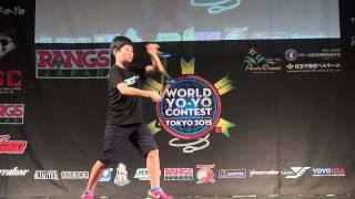 2015World 3A Final 01 Hajime Miura