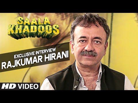 Exclusive Interview: Rajkumar Hirani   SAALA KHADOOS   T-Series