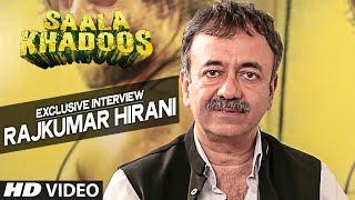 Exclusive Interview: Rajkumar Hirani | SAALA KHADOOS | T-Series