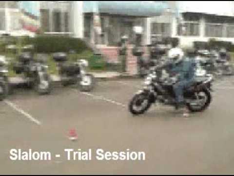 "HTML Bogor ""Safet Riding Course 2009"" - Slalom Trial"