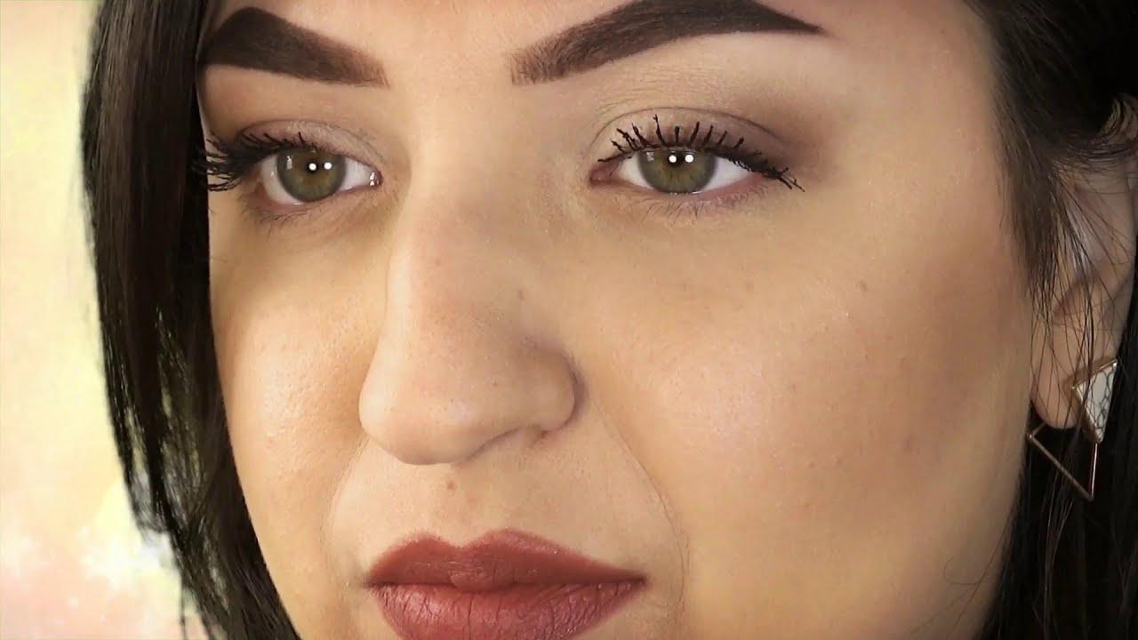 Makeup Tutorial Trucco Per Cerimonia - YouTube