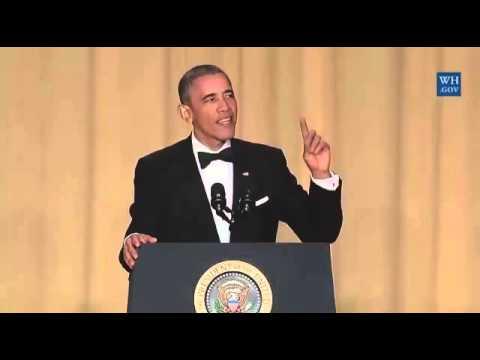 President Obama White House Correspondents Dinner 2016 FULL SPEECH