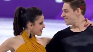 Sara HURTADO & Kirill KHALIAVIN ESP Short Dance Pyeongchang 2018 CBC