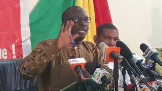 Sidiki Kouyaté, Yèrèwolo : «le départ de la France signifie la paix dans le Sah