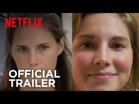 Amanda Knox | Official Trailer [HD] | Netflix