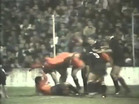 Tucuman Vs All Blacks - 1991 - 1T - Highlights