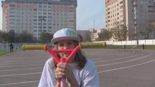 видео трюки на самокате для новичков обучение