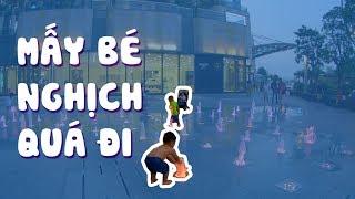 Khu vui chơi cho bé ở tphcm- Vinhome Park địa điểm vui chơi sài gòn ngày quốc tế thiếu nhi liên hoan