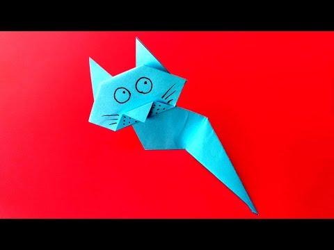 Cute Origami Cat – Easy Paper Cat Tutorial for Kids & Beginners