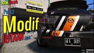 GTA Vlog - Modif mobil habis jutaan rupiah part2